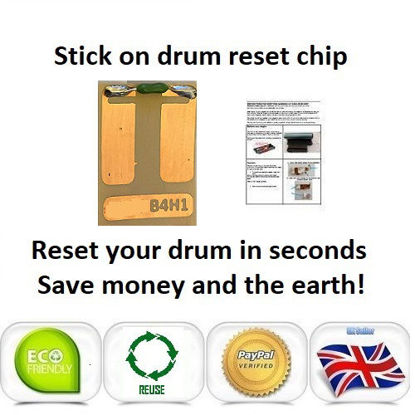 Picture of OKI ES4161 Drum Reset Chip