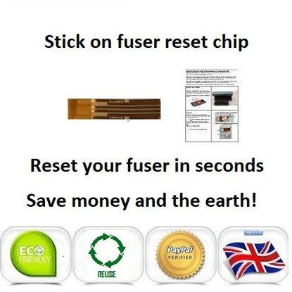 Picture of Oki ES7411WT Fuser Unit Reset Chip