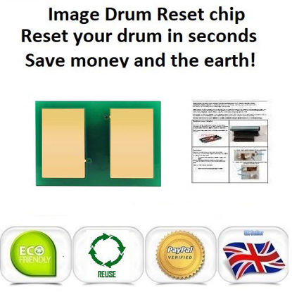 Picture of OKI Pro9542 Imaging Drum Reset Chip