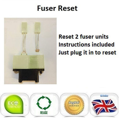 Picture of OKI ES8433 Fuser Unit Reset Plug