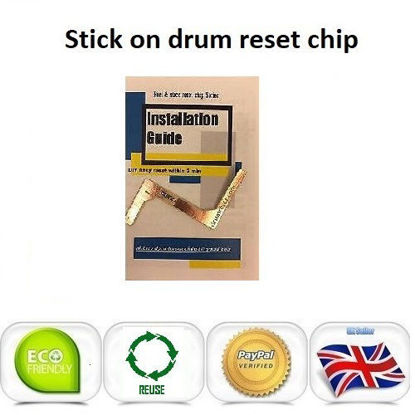 Picture of Oki C542dn Drum Reset Chip