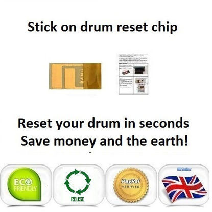 OKI 43979002 Drum Reset Chip