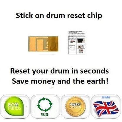 Picture of OKI ES4140 Drum Reset Chip