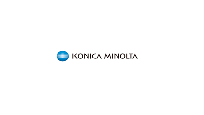 Picture of Original 4 Colour Konica Minolta A0D7 Toner Cartridge Multipack