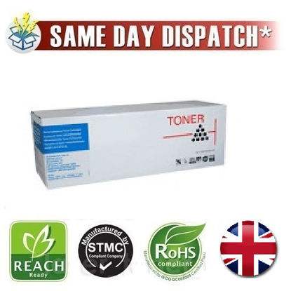 Picture of Compatible Cyan Ricoh 407544 Toner Cartridge