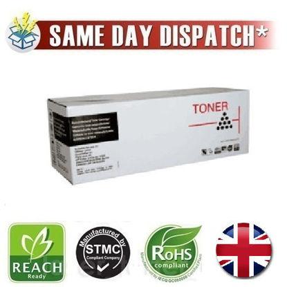 Picture of Compatible High Capacity Black Oki 1279101 Toner Cartridge