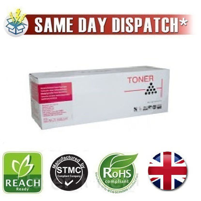 Picture of Compatible High Capacity Magenta Oki 44250722 Laser Toner