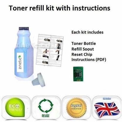 INTEC CS4000 Toner Refill Cyan
