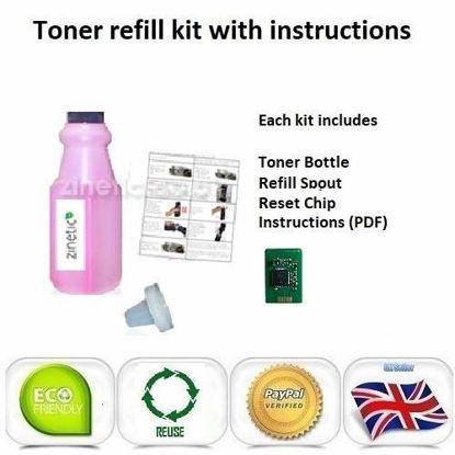 OKI C301 Toner Refill Magenta