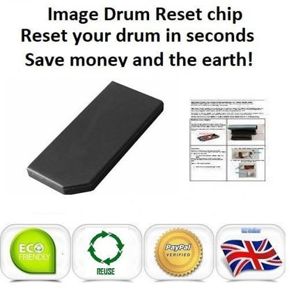 HP 9500 822A Drum Reset chip