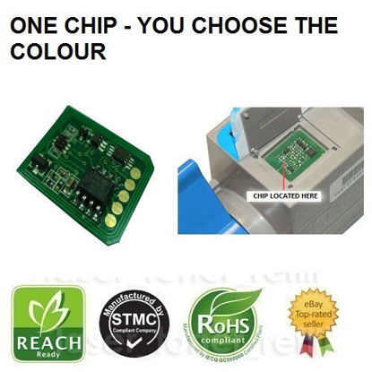 Xante Ilumina Toner Reset Chip