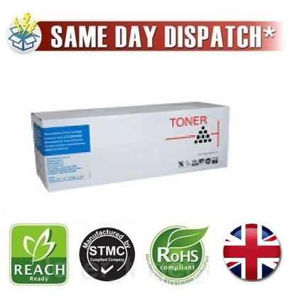 Picture of Compatible High Capacity Xerox 106R03760 Cyan Toner Cartridge